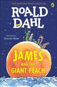 James and the Giant Peach: The Scented Peach Edition (häftad)