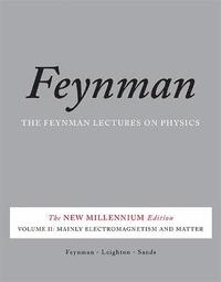 The Feynman Lectures on Physics, Vol. II (häftad)