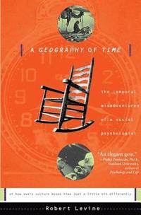 A Geography Of Time (häftad)