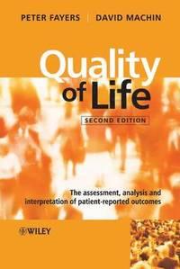 ผลการค้นหารูปภาพสำหรับ Quality of Life peter M.