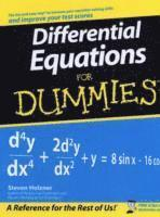 Differential Equations For Dummies (häftad)