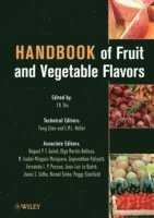 Handbook of Fruit and Vegetable Flavors (inbunden)