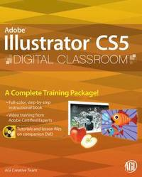 Adobe Illustrator CS5 Digital Classroom Book/DVD Package