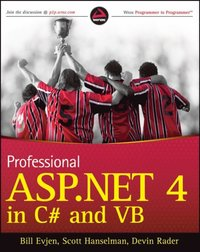 Professional ASP.NET 4 in C# and VB (e-bok)