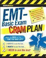 CliffsNotes EMT-Basic Exam Cram Plan (häftad)