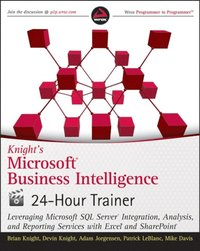 Knight's Microsoft Business Intelligence 24-Hour Trainer (e-bok)