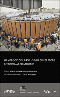 Handbook of Large Hydro Generators (inbunden)