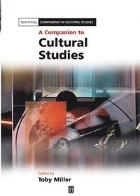 Companion to Cultural Studies (e-bok)