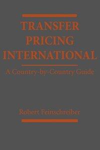 transfer pricing methods feinschreiber robert