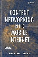 Content Networking in the Mobile Internet (inbunden)