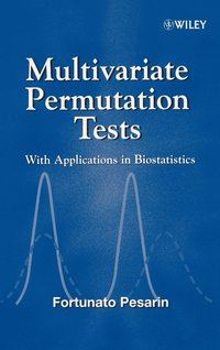 Multivariate Permutation Tests av Fortunato Pesarin (Bok)