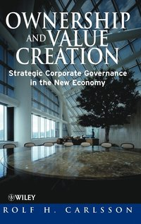 Ownership and Value Creation (inbunden)