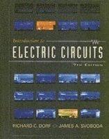 introduction to electric circuits richard c dorf, james a svobodaintroduction to electric circuits (inbunden)