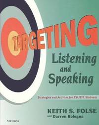 Targeting Listening and Speaking (häftad)