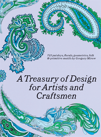 Treasury of Design for Artists and Craftsmen (e-bok)
