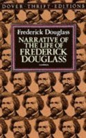 Narrative of the Life of Frederick Douglass, an American Slave (häftad)