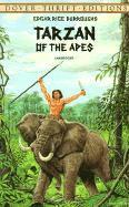 Tarzan of the Apes (häftad)