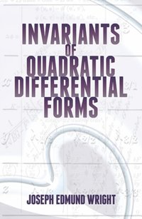 Invariants of Quadratic Differential Forms (e-bok)
