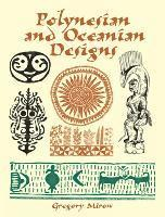 Polynesian and Oceanian Designs CD-Rom and Book (häftad)