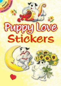 Puppy Love Stickers (häftad)
