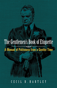 Gentlemen's Book of Etiquette (e-bok)