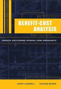 Benefit-Cost Analysis (e-bok)