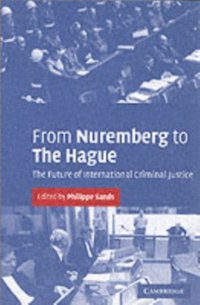 From Nuremberg to The Hague (e-bok)