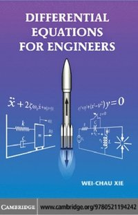 Differential Equations for Engineers (e-bok)