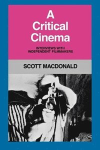 A Critical Cinema 1 (häftad)