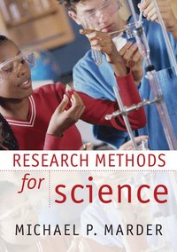 Research Methods for Science (häftad)