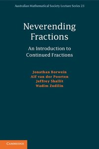 Neverending Fractions (häftad)