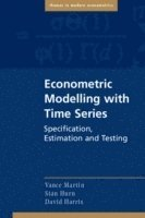 Econometric Modelling with Time Series (inbunden)