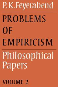 Problems of Empiricism: Volume 2 (häftad)