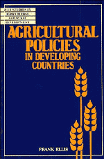 Agricultural Policies in Developing Countries (häftad)