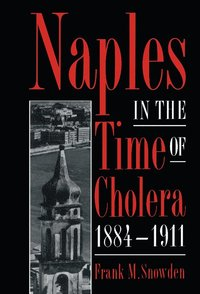 Naples in the Time of Cholera, 1884-1911 (inbunden)