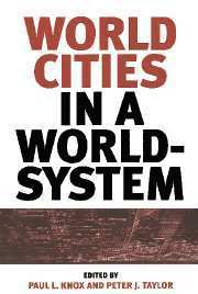 World Cities in a World-System (häftad)