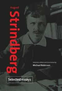 august strindberg essays