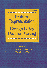 Problem Representation in Foreign Policy Decision-Making (inbunden)