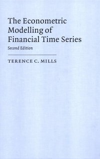 The Econometric Modelling of Financial Time Series (inbunden)