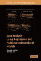 Data Analysis Using Regression and Multilevel/Hierarchical Models (häftad)