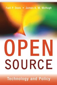 Open Source: Technology and Policy (inbunden)