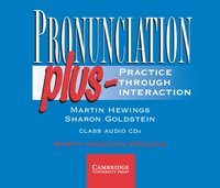 Pronunciation Plus Audio CDs av Martin Hewings (CD-bok)