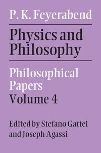 Physics and Philosophy: Volume 4 (inbunden)