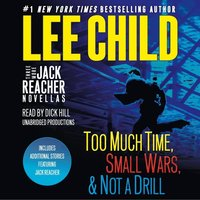 Three More Jack Reacher Novellas (ljudbok)