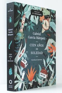 Cien Años de Soledad (50 Aniversario): Illustrated Fiftieth Anniversary Edition of One Hundred Years of Solitude (häftad)