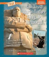Martin Luther King, Jr. Memorial (a True Book: National Parks) (inbunden)