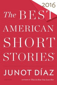Best American Short Stories 2016 (e-bok)