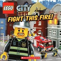 Fight This Fire! (Lego City) (häftad)