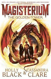 Magisterium: The Golden Tower (häftad)