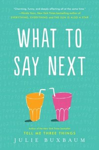 What to Say Next (e-bok)